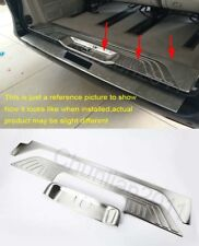 Inner Rear Bumper Protector Cover Trim for 14-17 Mercedes Benz V-Class W447 3ps