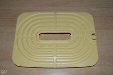 Tupperware Cool ´n fresh Kühlakku passend zu K41 K42 A171 A170 gelb wie neu !