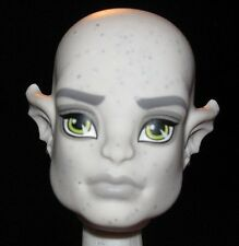 MONSTER HIGH CREATE-A-MONSTER GARGOYLE BOY HEAD FROM STARTER SET FREE SHIPPING