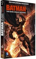 Batman the dark knight returns 2 Edition double DVD NEUF SOUS BLISTER