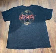 vintage slipknot shirt Mens 2XL