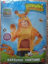 MOSHI MONSTERS 'KATSUMA' 7-9yrs BOYS COSTUME.