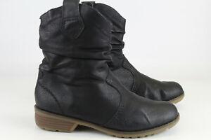 Rieker Gr.40  Damen  Stiefel  Stiefeletten Boots  Nr. 293 E