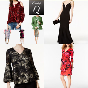 $700 Wholesale Women Dress & Clothes NEW Designer Brands Bulk MCY Lot 10 Assortd