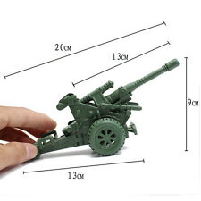 CHBR34 Military Anti Aircraft Gun Cannon Army Men Toy Soldier not include Figure