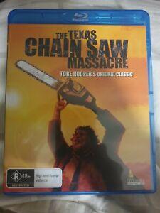 The Texas Chainsaw Massacre Blu-ray Umbrella Tobe Hooper Horror