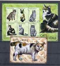 ANTIGUA  BARBUDA     CATS  MNH