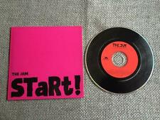 The Jam CD Single Start! Card Sleeve