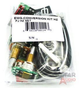 EMG Solderless Active Conversion Wiring Kit, PJ HZ Set(5405.00)