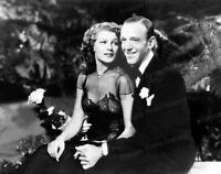 8x10 Print Fred Astaire Rita Hayworth You Were Never Lovelier 1942 #1a176