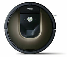 iRobot Roomba 980 Wi-Fi Robotic Vacuum Cleaner - Black