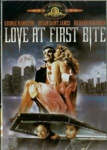 LOVE AT FIRST BITE - GEORGE HAMILTON - NEW & SEALED DVD - FREE LOCAL POST