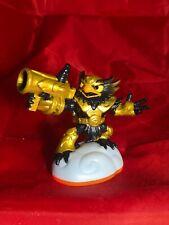 Skylanders Giants LEGENDARY JET-VAC Figure Orange - Gold Free Shipping