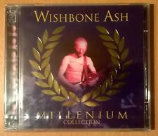 WISHBONE ASH Millenium Collection Liverpool 1976 / Chicago 1992 2CD neufs sealed