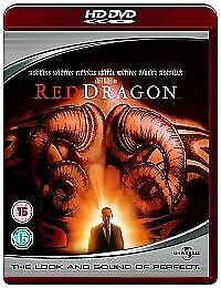 Red Dragon (HD DVD, 2007) New Sealed Free Postage