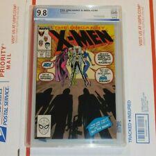 Uncanny X-Men #244 9.8 1st Appearance of Jubilee PGX not CGC