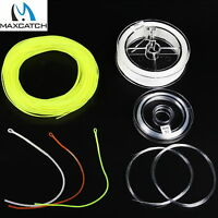 Maxcatch Fly Line Combo WF 2/3/4/5/6/7/8F Fly Fishing Floating Line&Backing Line