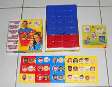 INDOVINA CHI ? Gadget Happy Meal MCDONALD'S Nuovo 2008 Guess Who
