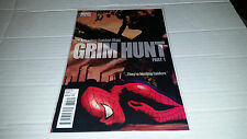 The Amazing Spider-Man # 634 (2010, Marvel) Grim Hunt Part 1 Variant Cover