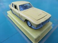 DINKY No.188  Jensen FF. 1968-74  Yellow, Speedwheels