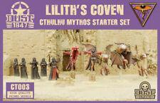 Dust 1947: Mythos - Cthulhu Mythos Starter Set (Lilith's Coven)