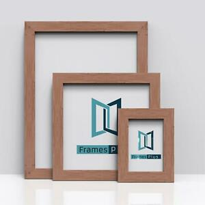 PINE Picture Frames Square Photo Modern Poster Frame A1 A2 A3 A4 A5