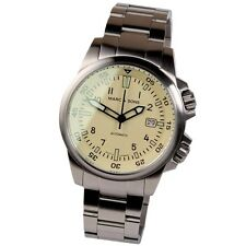MARC & SONS Automatic Vintage Watch Retro Diver MADE IN GERMANY MSR-003