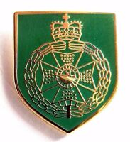 British Army Royal Green Jackets Regiment Pin Badge - MOD Approved M45