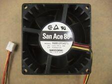 Sanyo 9G0812P1K071 8038 80 x38mm Fan 12V 1.8A 4Pin 626