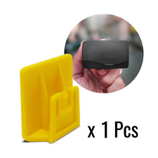 Clip per Telepass 2019 Sistema di Fissaggio Removibile, 3 x 3 cm, 1 Pezzo
