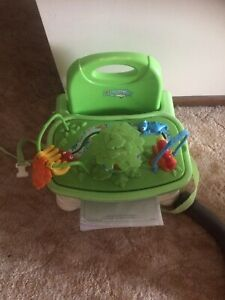 Fisher Price Rainforest Portable High Chair