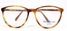 """Ralph Lauren """"525"""" Tortoise Shell  077 Eyeglasses Frames 54-15~135 Rounded Edges"""