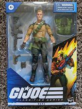 Hasbro G.I. Joe Classified Series Duke Action Figure #04 New and Unopened