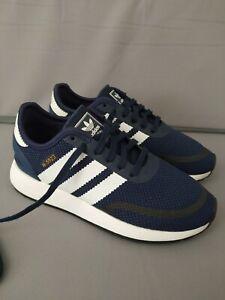 Boys Adidas Originals N-5923 - Size UK 4.5 - EUR 37 - trainers - Blue