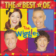 The Wiggles - Best of CD 2016 Edition Australian Kids / Children Hits