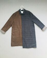 New Maison Martin Margiela HM H&M Two Tone Fusion of Several Car Coats Trench XL