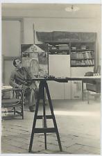 Franco Gentilini Vintage silver print Tirage argentique  20x30  Circa 1956
