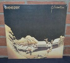 WEEZER - Pinkerton, 140 Gram UK Import LP BLACK VINYL New & Sealed!