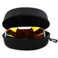 Ski Snowboard Snow Goggles Glasses Zip Carrying Case Eyewear Box Anti Water New