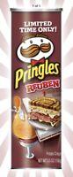 Pringles Reuben Sandwich Flavored Potato Chips Crisps LIMITED EDITION 5.5 OZ
