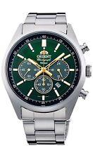 ORIENT Neo70's WV0031TX Solar Chronograph Men's Watch New in Box