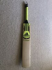 RRP £150 Adidas Pellara V40 cricket bat size Harrow - Grade 1 English Willow