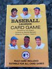 1991 Baseball Legends Playing Cards Factory Sealed