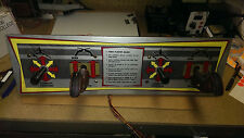 Control Panel for GUNFIGHT - 1975 Midway - SUPER nice, complete, SHIPS FREE!
