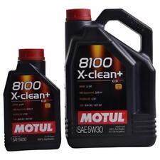 5 Liter + 1 Liter  Motul 8100 X-clean+ C3 5W30 Motorenöl VW 504 00 / 507 00 LL