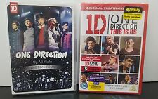 """One Direction """"This Is Us"""" DVD and Concert Survival DVD"""