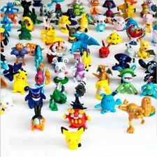 Generic 1 Complete Set Pokemon Action Figures Toys (144 Piece) Great Xmas Gifts