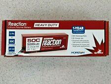 Dynamite Reaction HD 2S 50C Hard Case LiPo Battery w/EC5 7.4V/5000mAh DYNB3810EC
