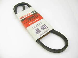 """Motorcraft JB-401 Accessory Drive Belt - 0.44"""" X 40.00"""" - 36 Degree"""