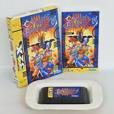 CYBER BRAWL Mega Drive Sega 8343 md